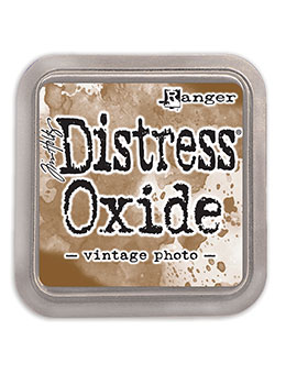 Distress oxide dyna, Vintage photo