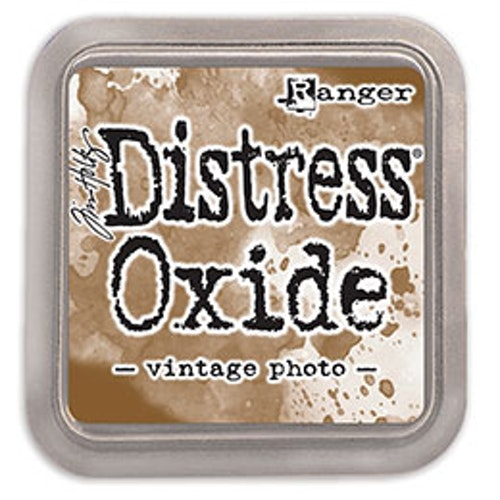 Distress oxide dyna, Vintage photo