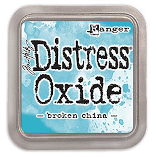 Distress oxide dyna, Broken china