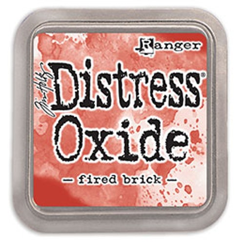 Distress oxide dyna, Fired brick