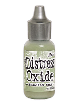 Distress oxide refill, Bundled sage