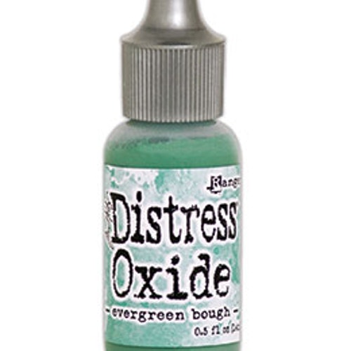 Distress oxide refill, Evergreen bough