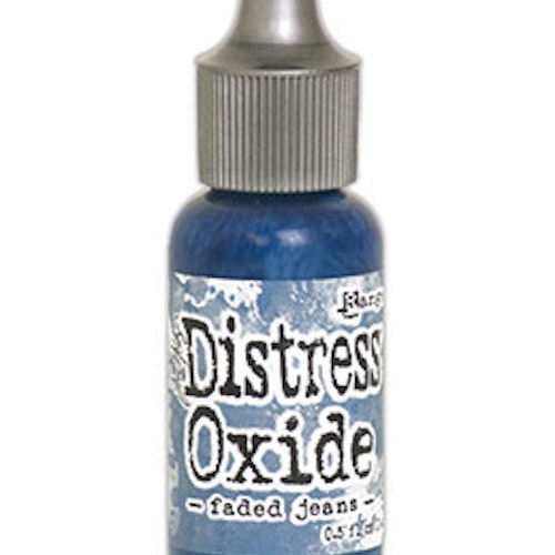 Distress oxide refill, Faded jeans