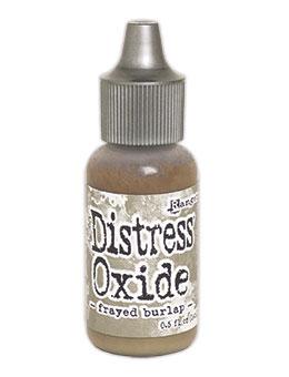 Distress oxide refill, Frayed burlap
