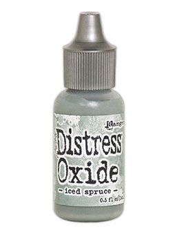 Distress oxide refill, Iced sprouce