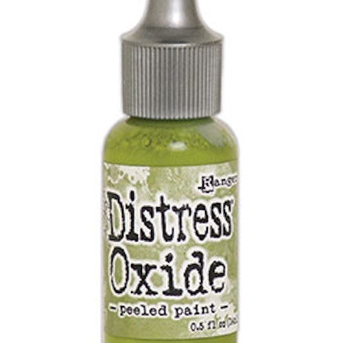 Distress oxide refill, Peeled paint