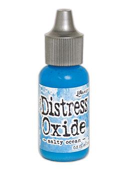 Distress oxide refill, Salty ocean