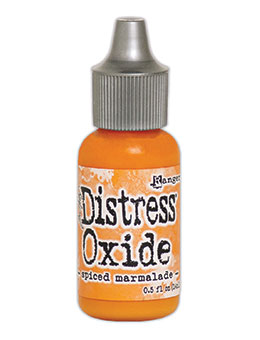 Distress oxide refill, Spiced marmalade