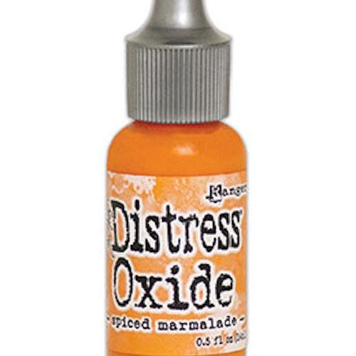 Distress oxide refill, Spiced marmalade