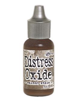 Distress oxide refill, Walnut stain