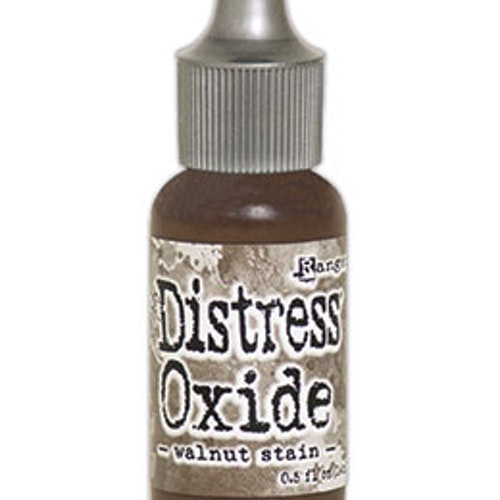 Distress oxide refill, Walnut stain