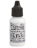 Distress ink refill, Embossing ink