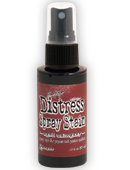 Tim Holtz Distress spray stain 57ml - Aged mahogny