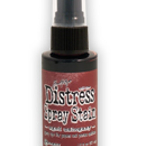 Tim Holtz Distress spray stain 57ml - Aged mahogny