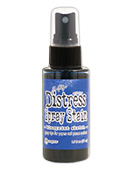 Tim Holtz Distress spray stain 57ml - Blueprint sketch