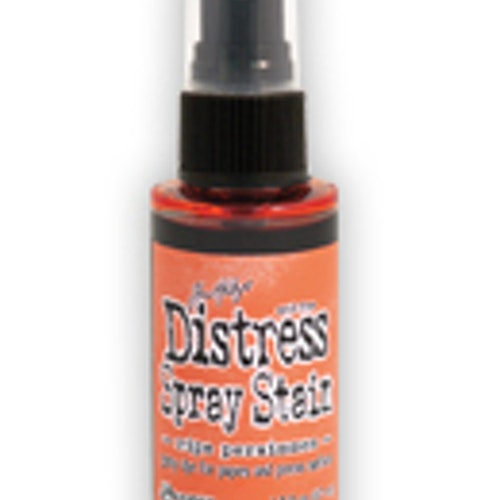 Tim Holtz Distress spray stain 57ml - Ripe persimmon