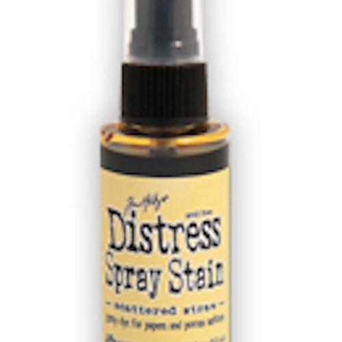 Tim Holtz Distress spray stain 57ml - Scattered straw