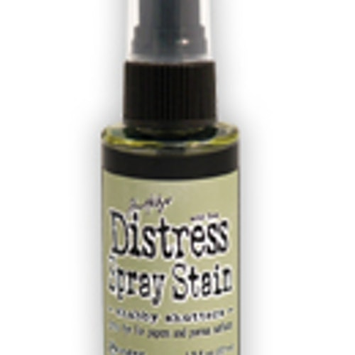 Tim Holtz Distress spray stain 57ml - Shabby shutters