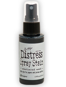 Tim Holtz Distress spray stain 57ml - Weathered wood