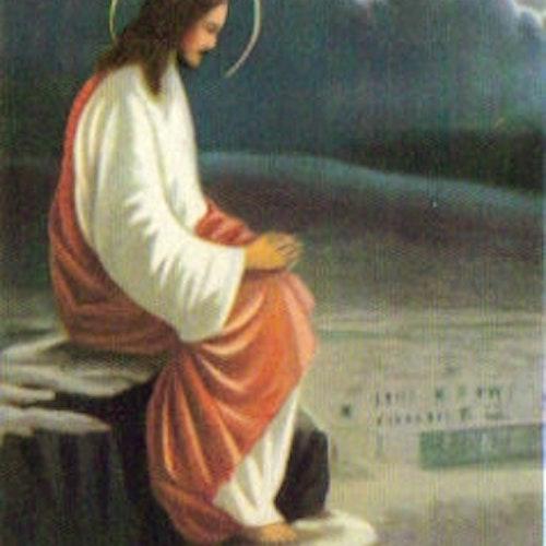SB 004 Jesus