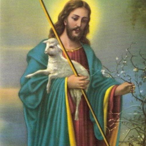 SB 033 Jesus, Mellanstor