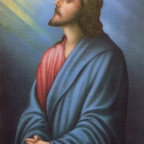 SB 034 Jesus, Mellanstor