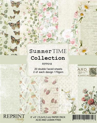 "REPRINT Paperpack ""Summer Time"""