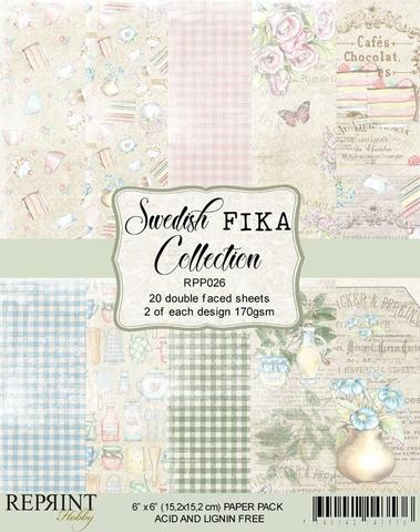 "REPRINT Paperpack ""Swedish Fika"""