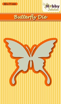 Nellie Snellen/Hobby Solution Die - Butterfly 1