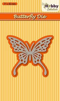 Nellie Snellen/Hobby Solution Die - Butterfly 2