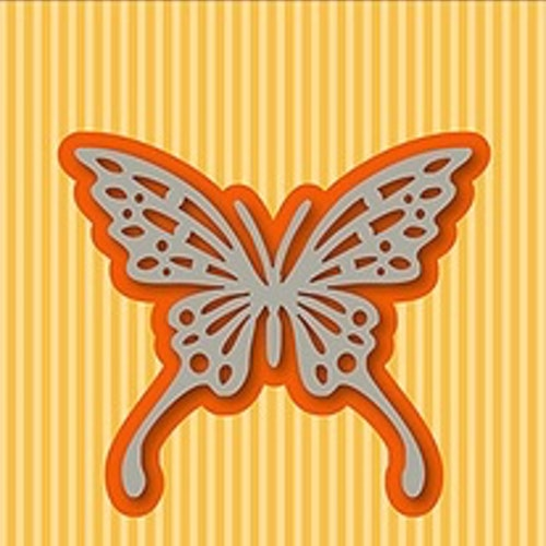 Nellie Snellen/Hobby Solution Die - Butterfly 2