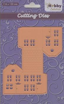 Nellie Snellen/Hobby Solution Die - House 2