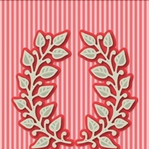 Nellie Snellen/Hobby Solution Die - Laurel wreath