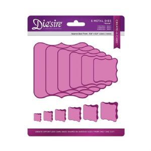 Die'sire, Die, Create A Card – Rosie