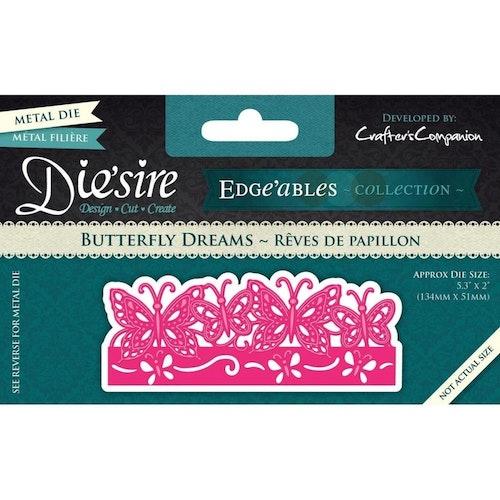 die'sire, Die, edge'ables - Butterfly dream