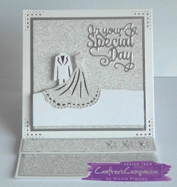 die'sire, Die, edge'ables - Bride and groom