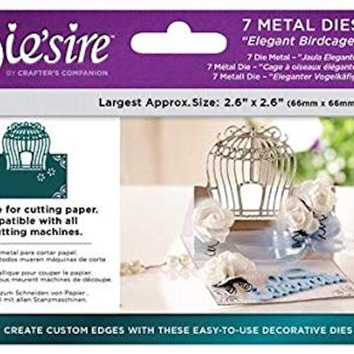 die'sire, Die, edge'ables - Elegant Birdcase
