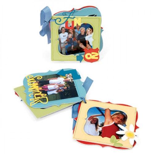 656053vSizzix Bigz XL Die - Album Brackets