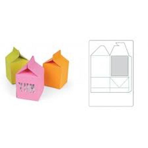 659196 Sizzix L-die, milkbox