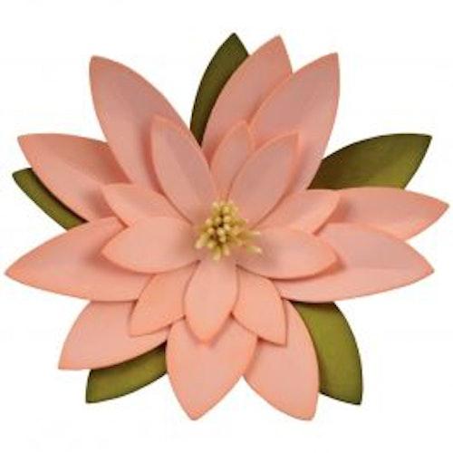 661713 Sizzix bigz, moroccan flower