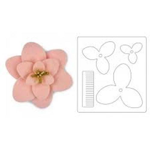661715 Sizzix bigz, sweet lotus