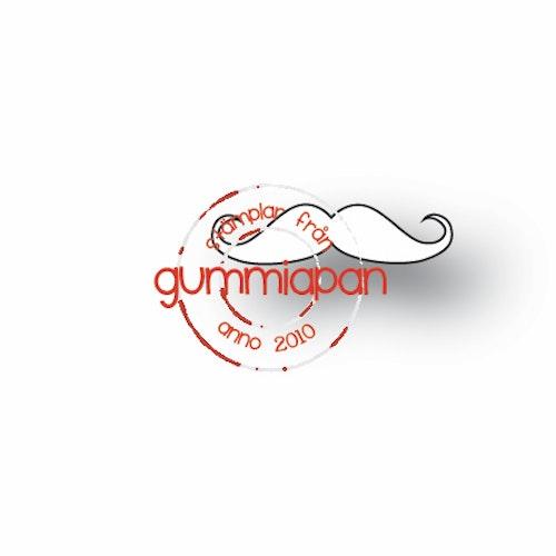 Gummiapan Dies, Mustasch D170512