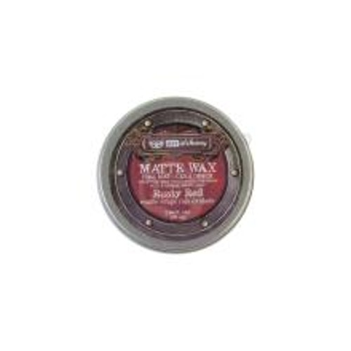 Prima Finnabair Wax Paste 20ml - Rusty Red