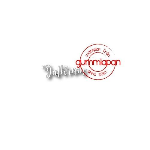 Gummiapan Dies, Julkram 2 D191007