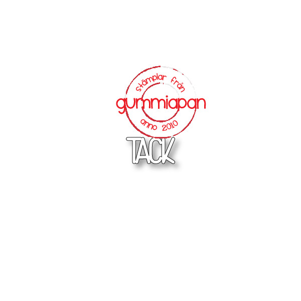 Gummiapan Dies, Tack D180532