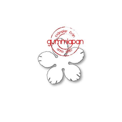 Gummiapan Dies, Flower D180539