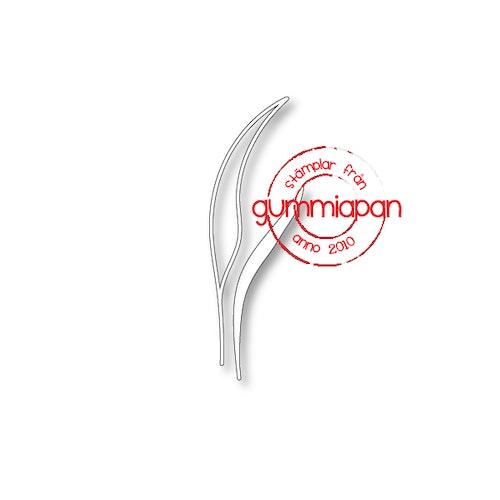 Gummiapan Dies, Bukettblad D180827