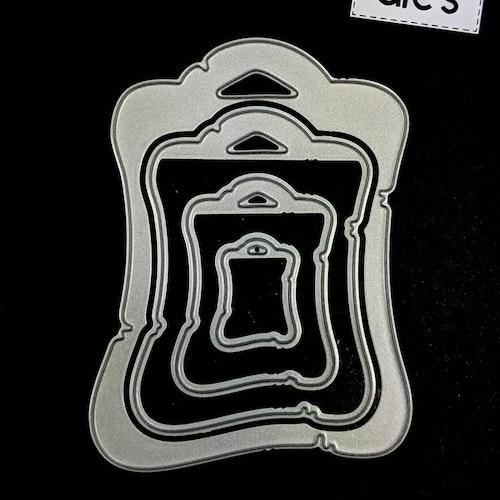 Gummiapan Dies, Tag-Kit D190246