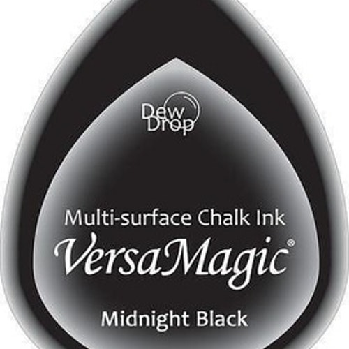 Versa Magic Dew Drop - Midnight black