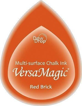 Versa Magic Dew Drop - Red Brick